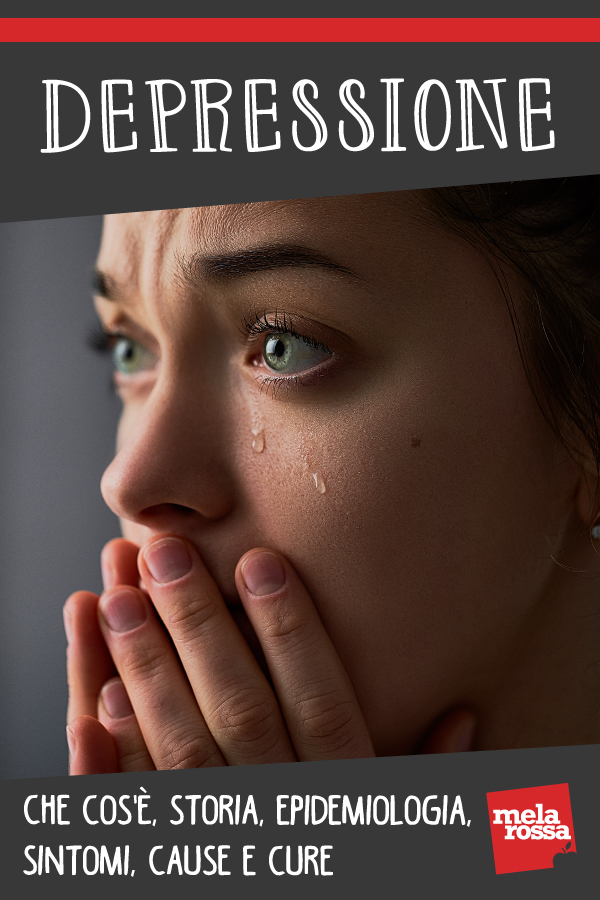 depressione: che cos'è, storia, sintomi e cure