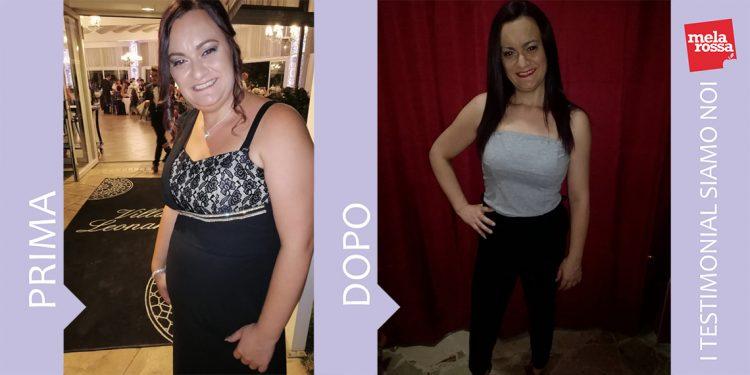 dieta melarossa rosamaria 19 kg