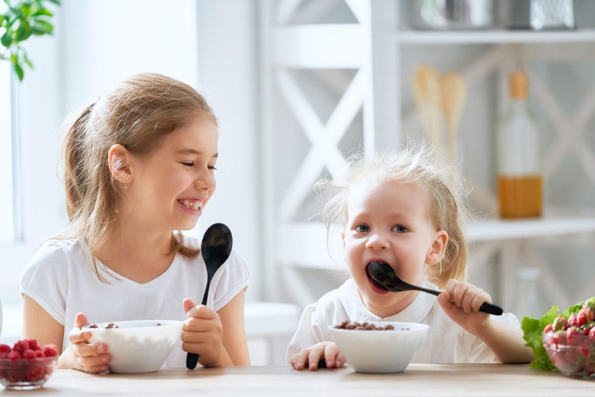 educazione alimentare bambini colazione