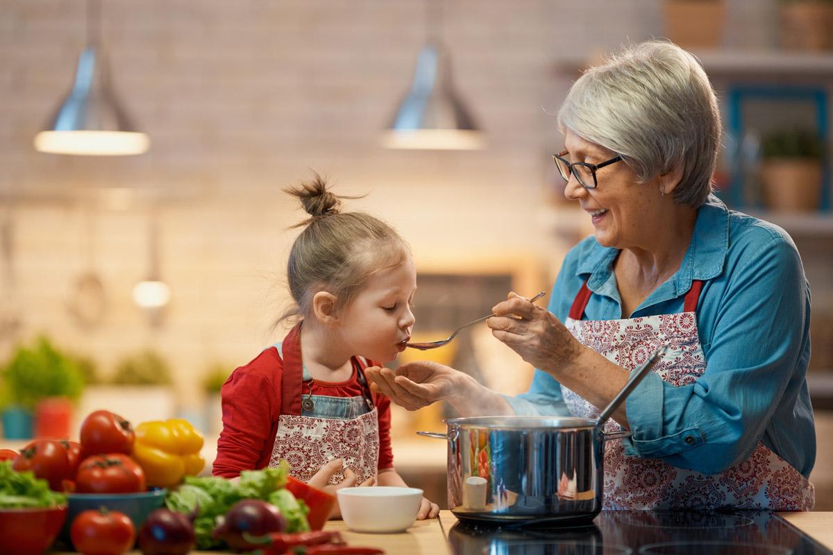 educazione alimentare bambini: importanza coinvolgimento