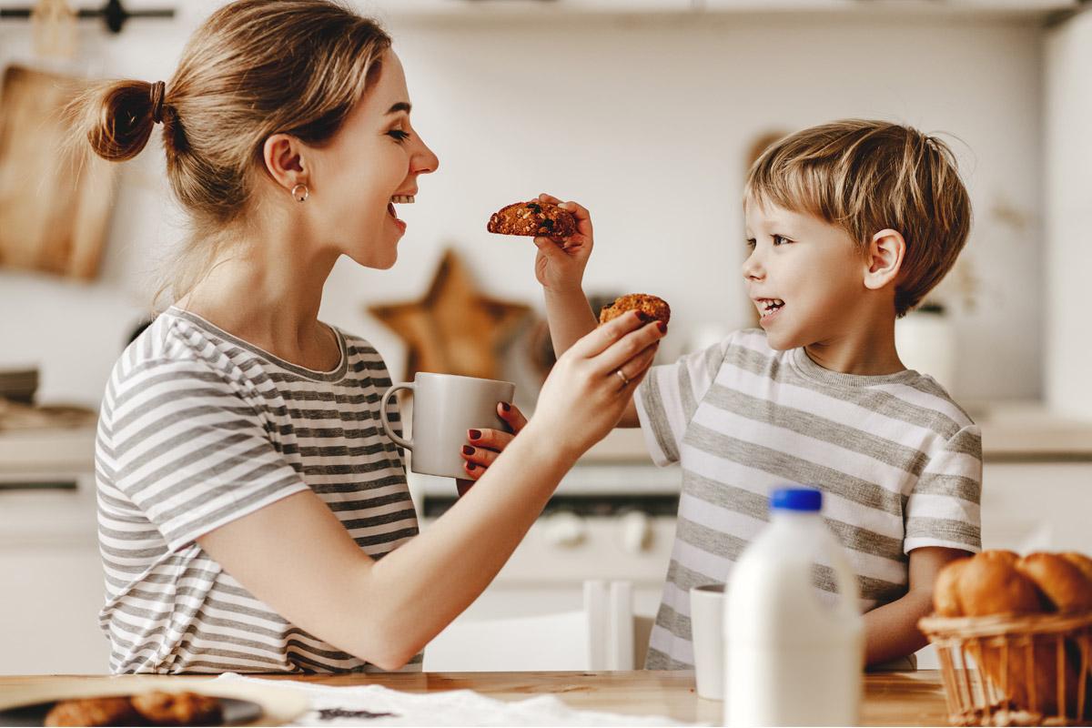 educazione alimentare bambini ruolo famiglia