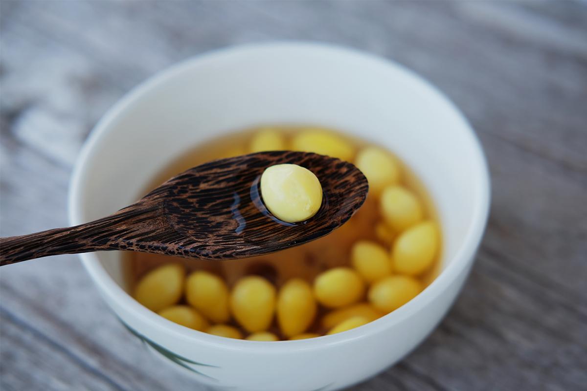 Ginkgo biloba: come cucinarlo