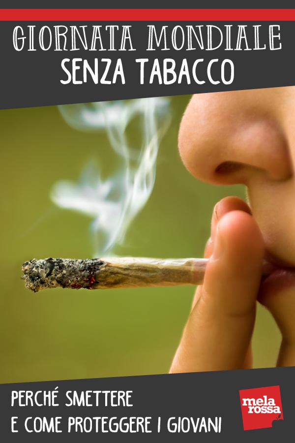 giornata mondiale senza tabacco: perché è importante smettere