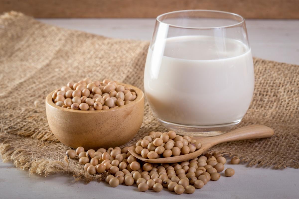 latte di soia cibi meno 100 calorie