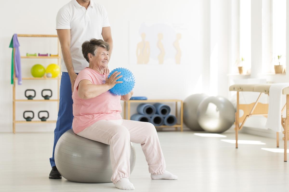 Parkinson: terapia riabilitativa