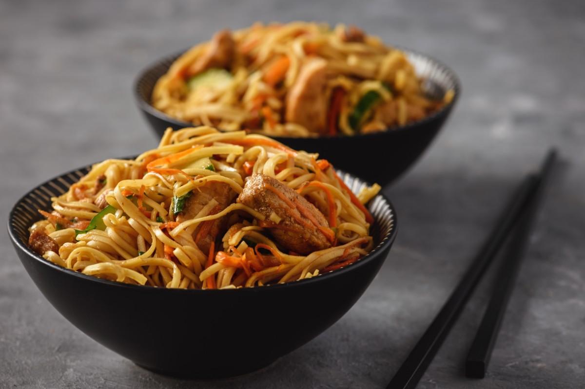 noodles cibi meno 100 calorie