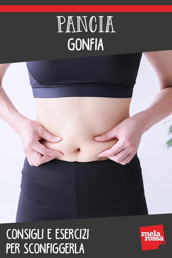 pancia gonfia: ginnastica ipopressiva