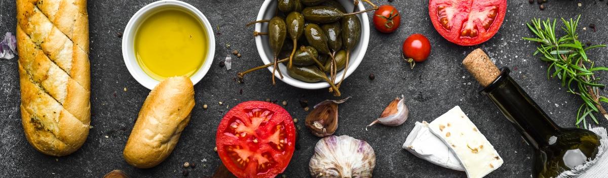 prevenire il Parkinson con la dieta mediterranea