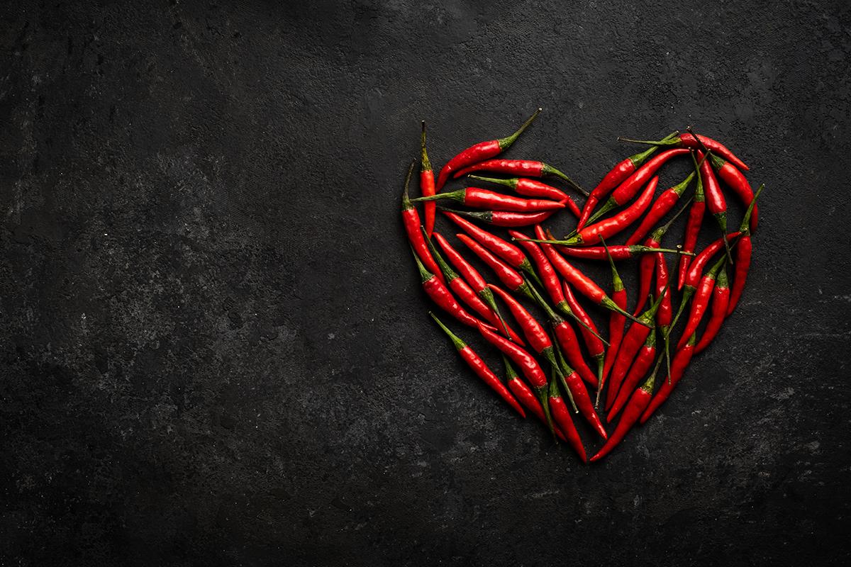 Peperoncino: benefici per il cuore