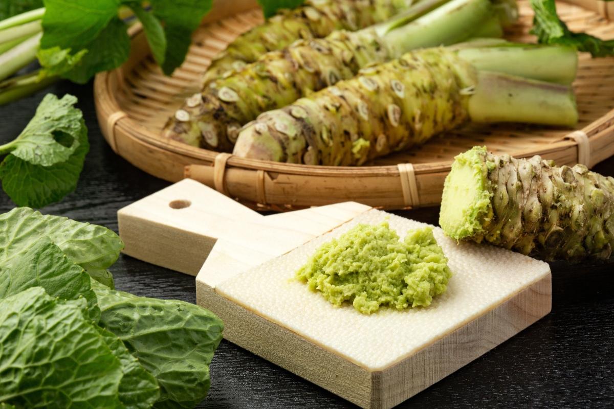 rafano e wasabi: quale sono le differenze