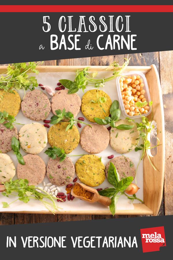 ricette carne variante vegetariana