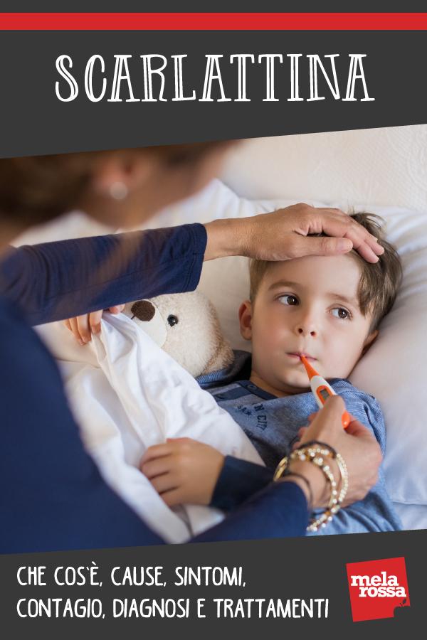 Scarlattina: sintomi e diagnosi