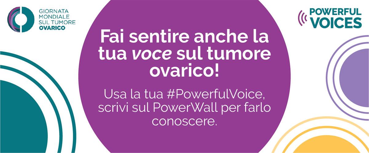 Giornata Mondiale sul tumore ovarico