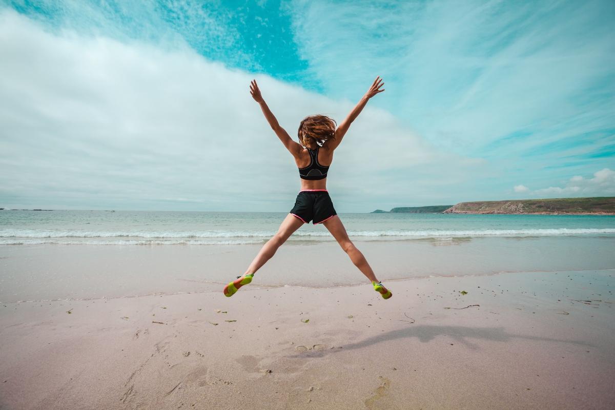 Kayla Itsines: programma e variante di allenamento di Melarossa