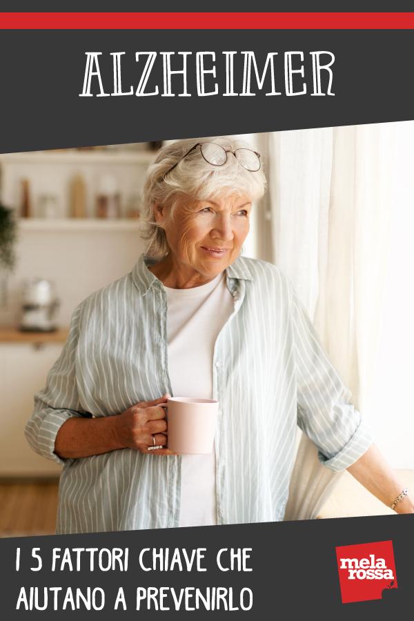 Alzheimer stile di vita per ridurre il rischio