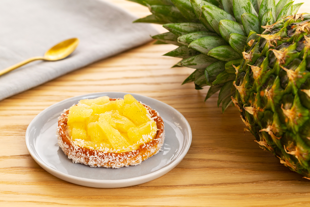 ananas uso in cucina