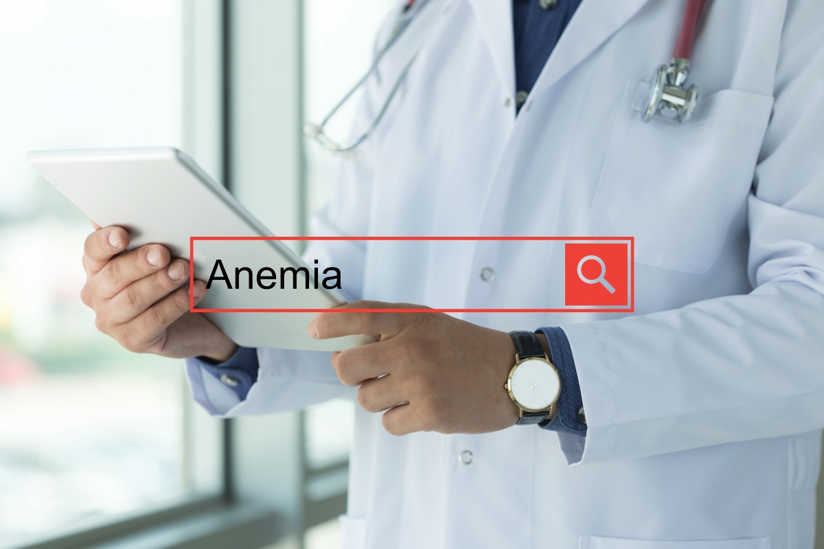 anemia: tipi