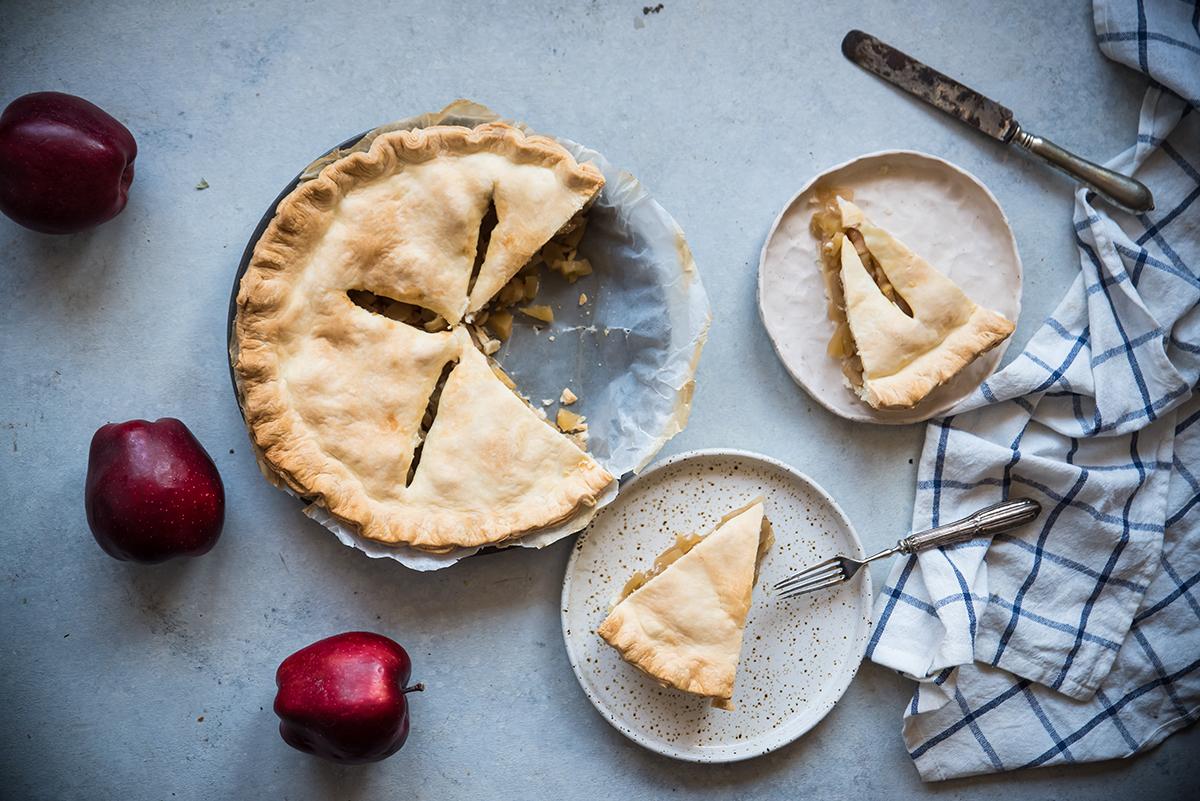 torta di mele apple pie