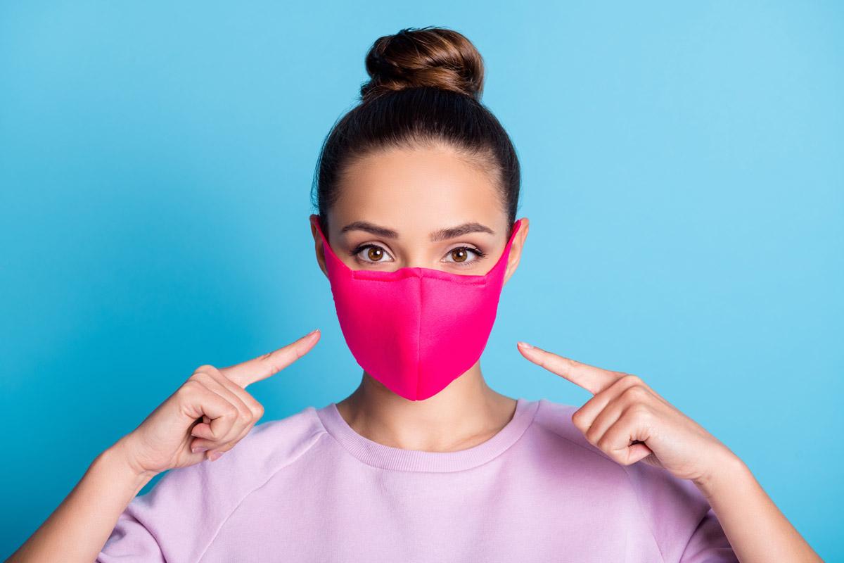 coronavirus prevenzione mascherina