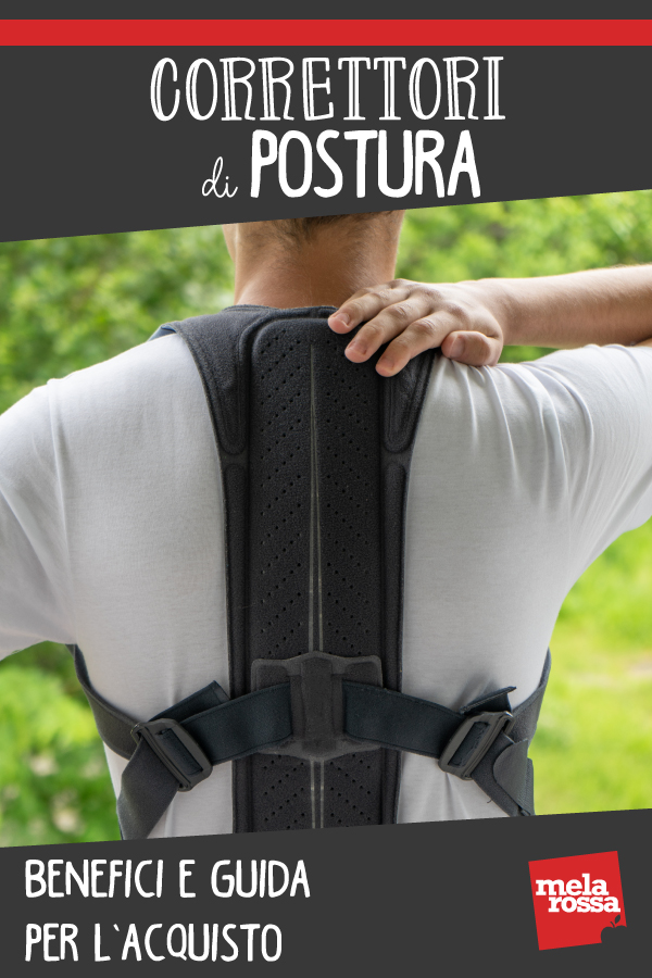 correttori di postura: benefici e guida