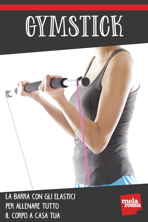 Gymstick benefici allenamento fitness
