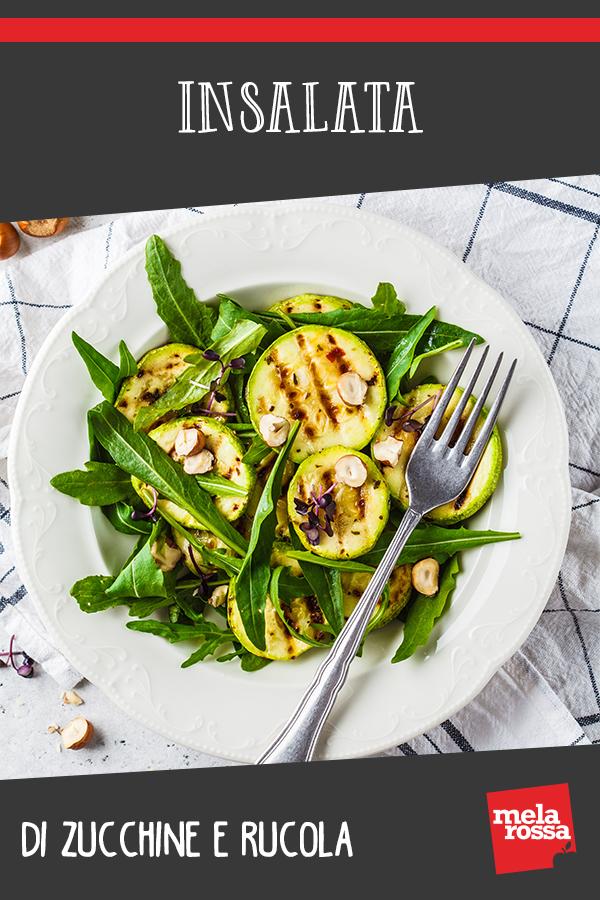 Insalata di zucchine: una ricetta leggera da mangiare a dieta