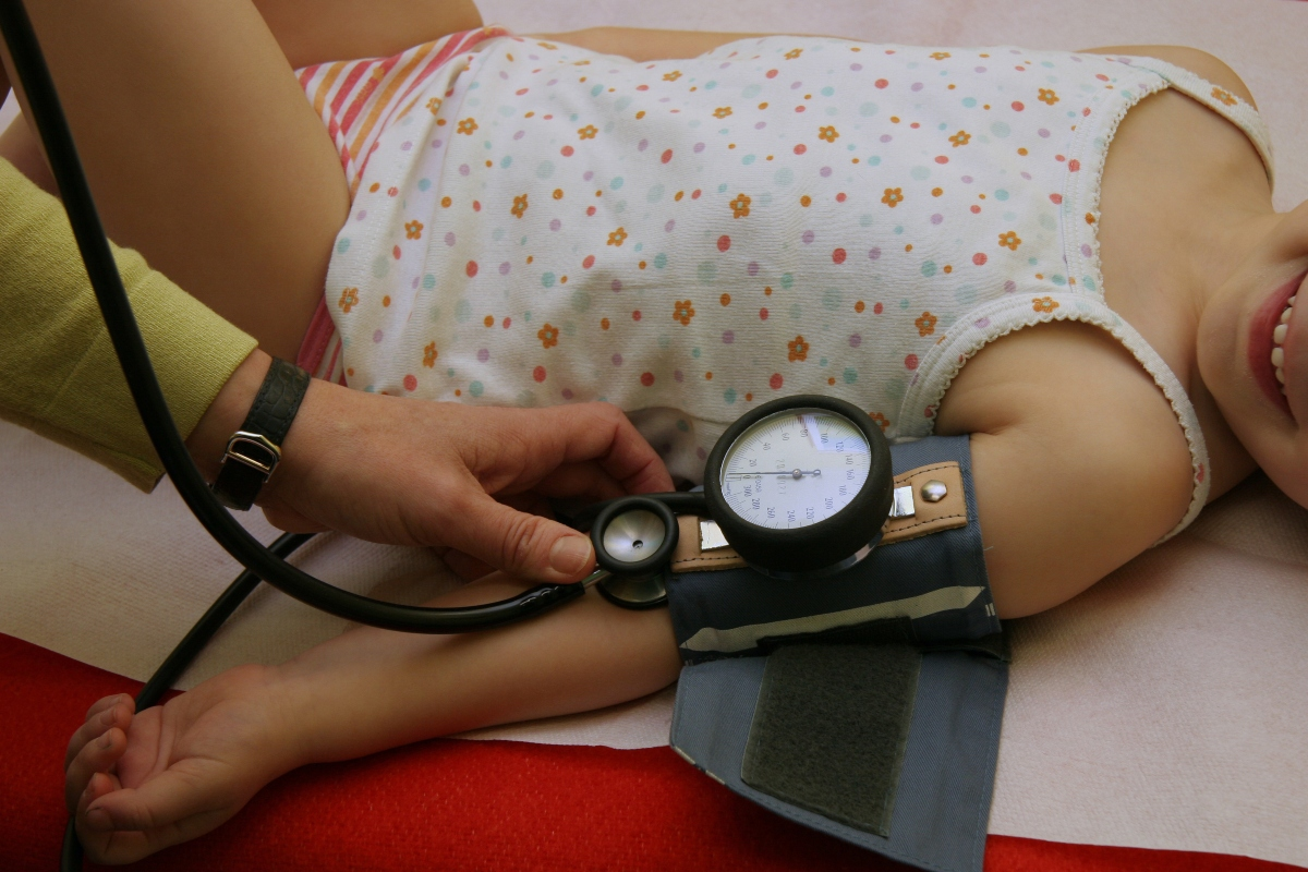 ipertensione nei bambini
