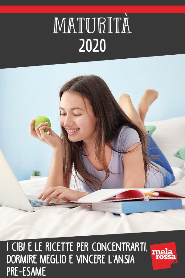 Maturità 2020: i cibi e le ricette per affrontarla al meglio