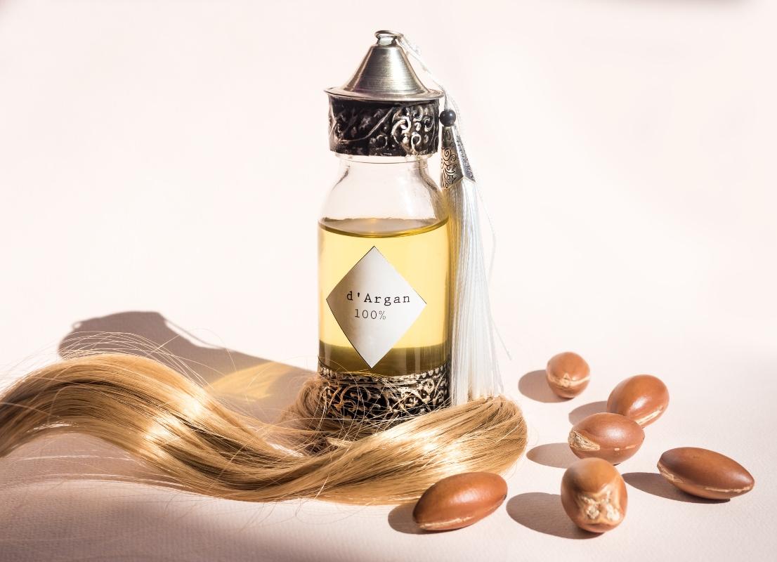 oli vegetali: olio di argan