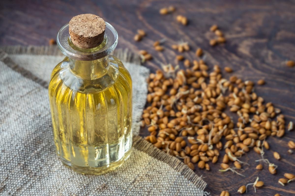oli vegetali: benefici dell'olio di germe di grano