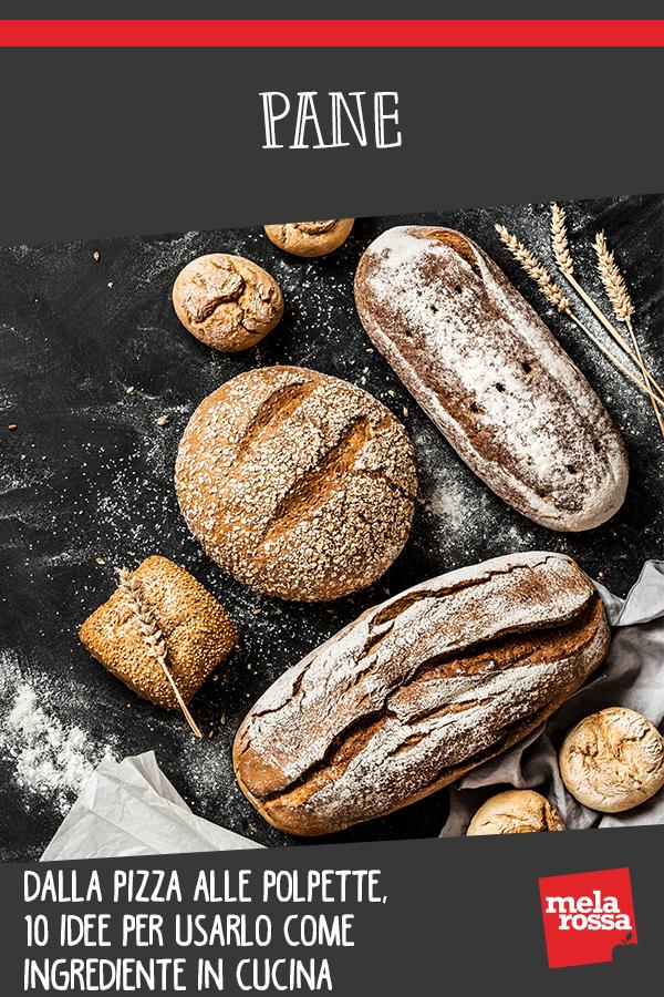 Ricette con pane come ingrediente