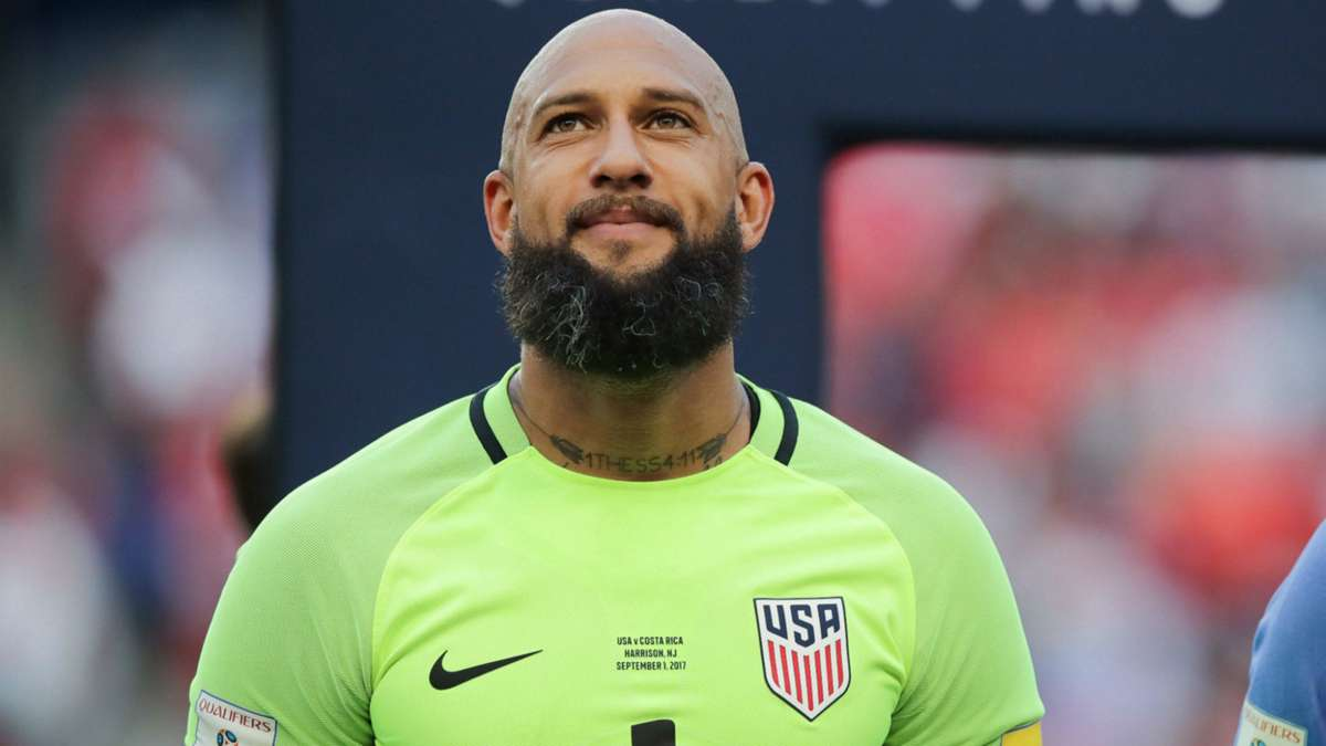 Sindrome di Tourette: Tim Howard