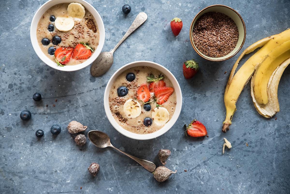 Ricette maturità 2020: smoothie alla banana e fichi