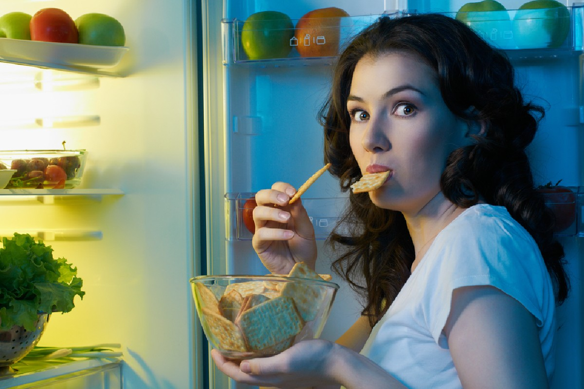 Tagliare le calorie fame