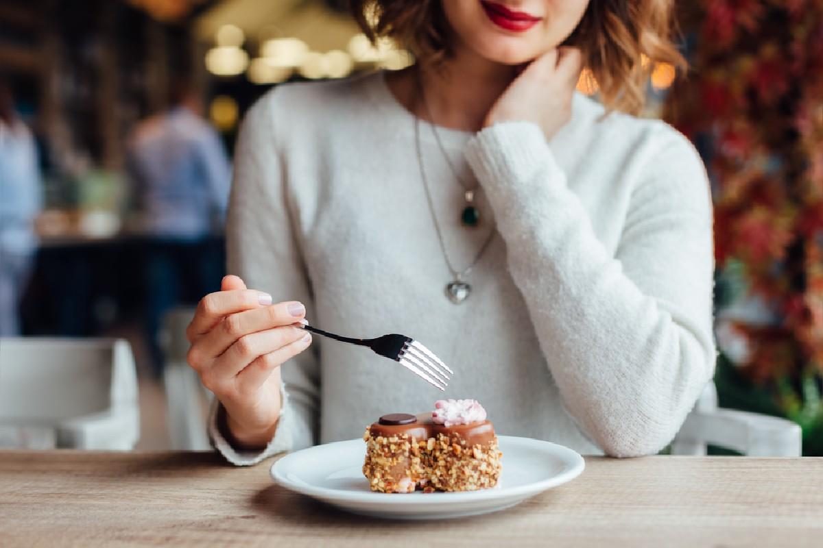 tagliare le calorie dolci
