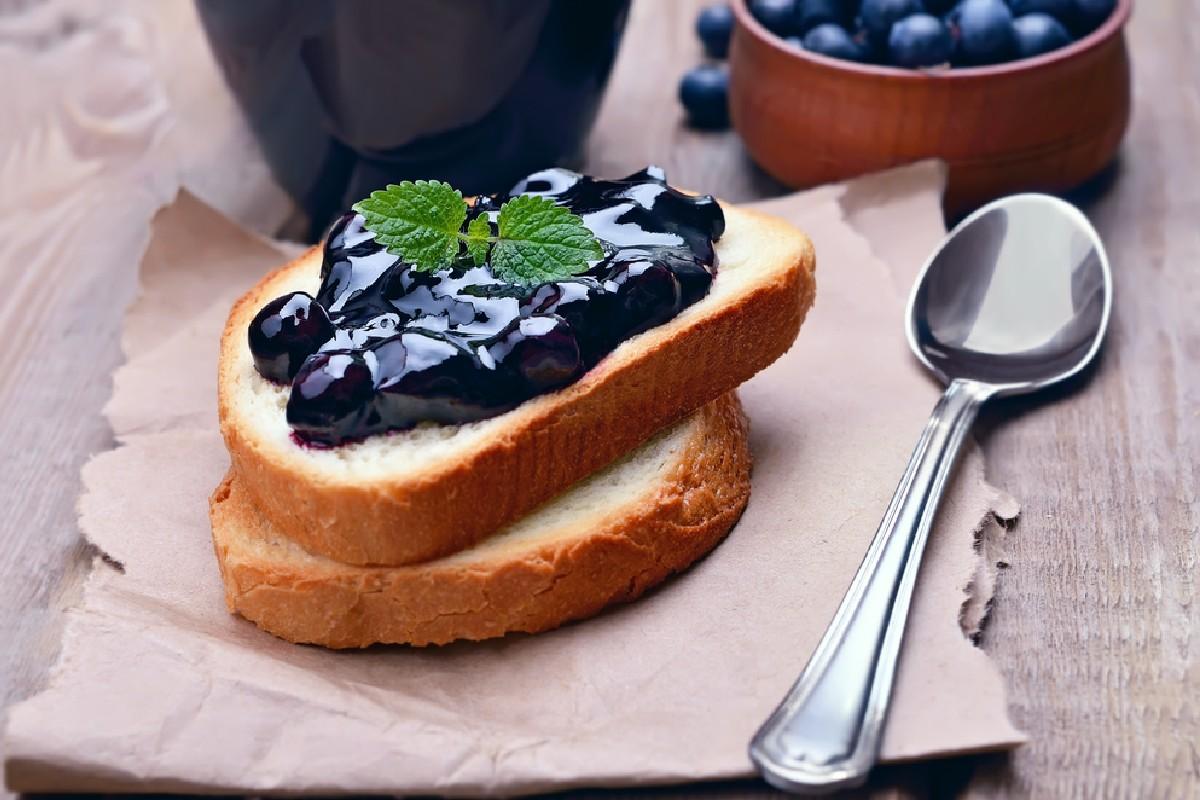 Tagliare le calorie - La marmellata