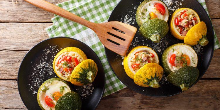 Verdure ripiene: 5 ricette veloci da provare