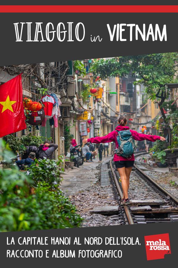 Viaggio in Vietnam: Hanoi
