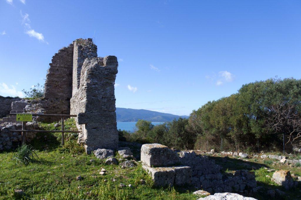 Ansedonia: sito archeologico di Cosa