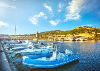 Castiglione della Pescaia: Italia da scoprire