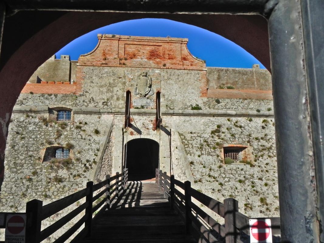 Porto Ercole: visita al Forte Filippo