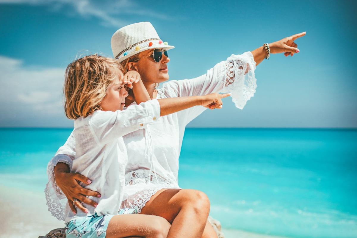 benefici del mare: vitamina D