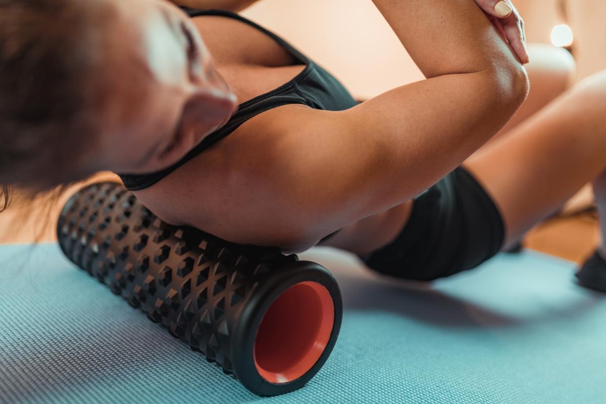 Foam roller:benefici