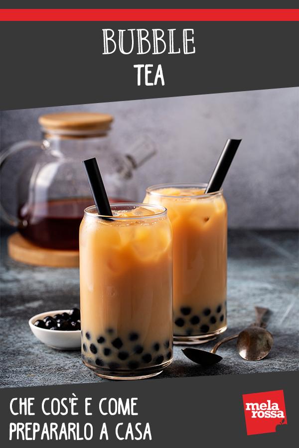 bubble tea: cos'è e come si prepara