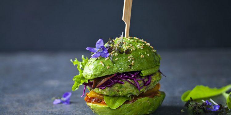 burger vegetale