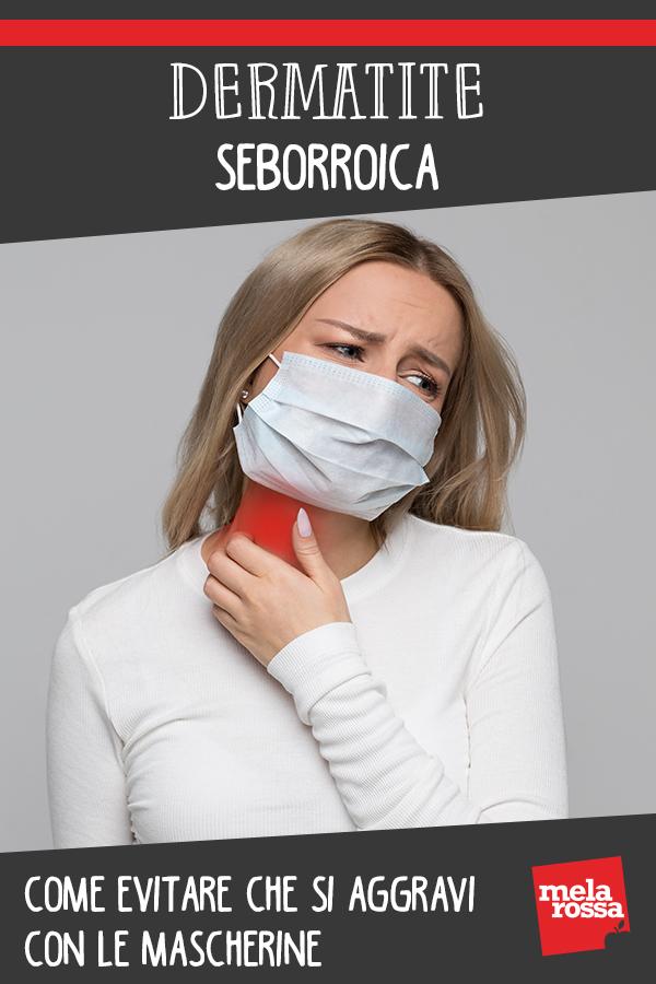 Dermatite seborroica e mascherina: cosa fare