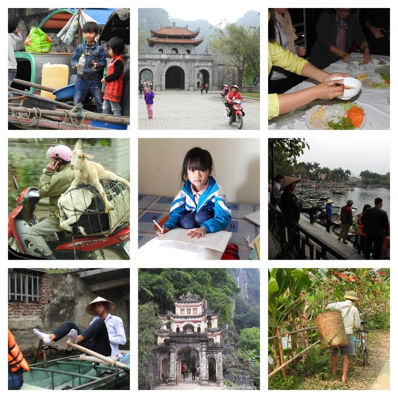 diario di viaggio: Halong in Vietnam