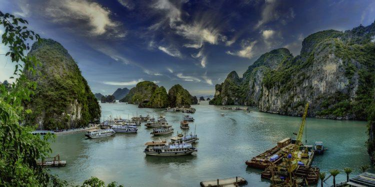 diario di viaggio: Baia di Halong in Vietnam