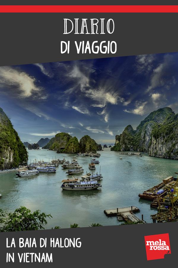 Diario di viaggio: la baia di Halong in Vietnam