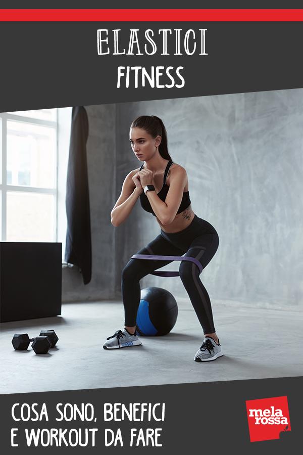 Elastici fitness: cosa sono, quali scegliere e come usarli